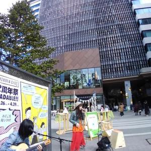 平成最後のライブは渋谷ビルのイベント会場で!
