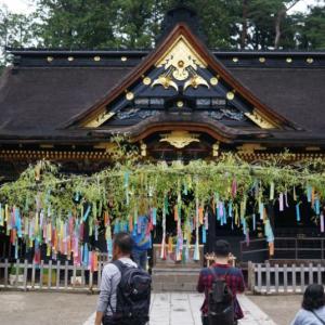 大崎八幡宮は極彩色鮮やかな仙台のパワースポットです(宮城県仙台市)