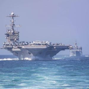 自滅する米海軍、1年あたり12万9,600時間をメンテンナス遅延で浪費