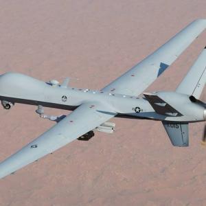 米GA、米空軍のMQ-9後継機に全翼機デザインの無人航空機を提案