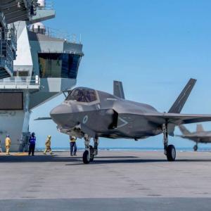 ミサイル万能論? 英国はF-35Bに搭載するガンポッド調達は行わない