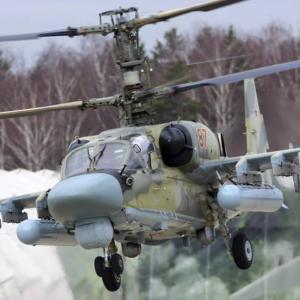 防空システムの天敵? 露攻撃ヘリ「Ka-52M」に長射程巡航ミサイルを搭載