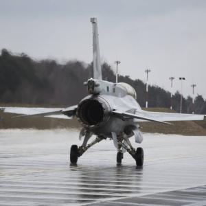 リビア上空にエジプト空軍のF-16C/Dが侵入、予告通り軍事介入を開始か