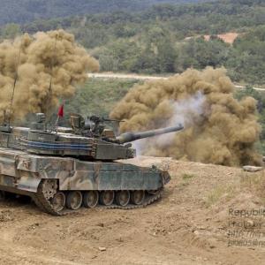 韓国、ノルウェーの次期主力戦車に「K-2 黒豹」の現地生産を提案