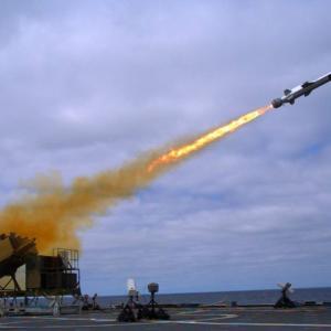 ハープーン終焉か?米海軍が次世代フリゲートにノルウェー製対艦ミサイル採用