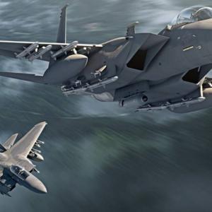 デジタルセンチュリーの検証? F-15EXは次世代戦闘機F-Xの技術実証機