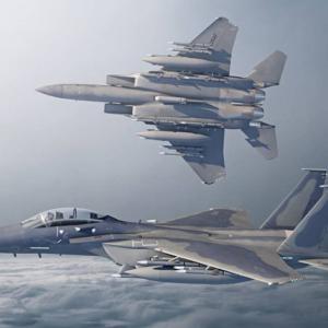実際の調達コストは1億ドル超え、米議会はF-15EX調達を中止すべきか