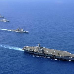 中国の南シナ海領有を否定した豪州、航行の自由作戦に艦艇を派遣か