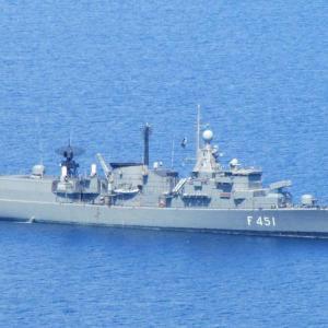 東地中海の対立構造に新たな火種、ギリシャ議会が領海拡張法案を承認