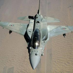 アラブ首長国連邦がギリシャにF-16E/Fを売却? 米国によるフランス牽制か