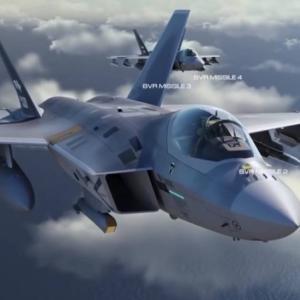 韓国、次期戦闘機KF-Xに搭載する空対空ミサイル国産化に着手
