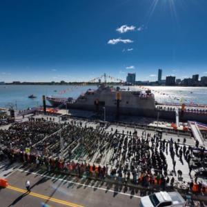 米海軍、設計上の欠陥を理由にフリーダム級沿海域戦闘艦の受け入れを停止
