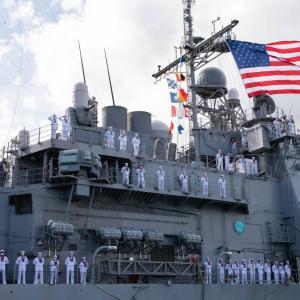 米海軍、タイコンデロガ級巡洋艦の退役が議会に拒否されると数十億ドルの予算不足に陥る