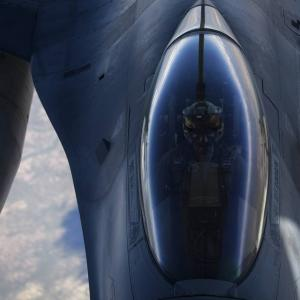 クロアチアの仇はウクライナで討つ? 中古機を改修したF-16Vで中古ラファールを迎え撃つ