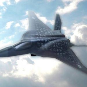 防衛省、次期戦闘機「F-X」の開発にデジタル・エンジニアリングを採用すると表明