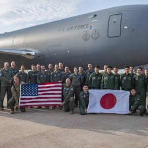 KC-46A受け入れ準備が進む空自、米国に派遣中の第405飛行隊が訓練が完了
