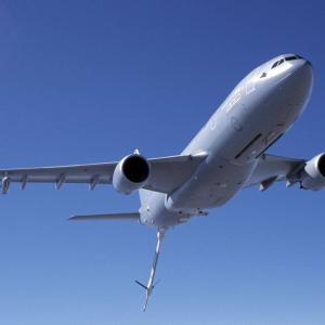 KC-46AとA330MRTTが競合か? インドネシア政府が空中給油機導入に必要な資金調達を承認