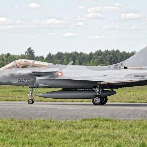 トルコで行なわれる演習にラファールとJF-17が参戦、日本もオブザーバーとして参加