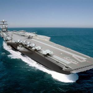 欠陥発覚から約1年、米海軍の新型空母「ジェラルド・R・フォード」が戻ってくる