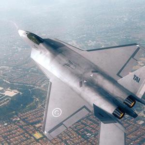 トルコ、第5世代戦闘機TF-Xのプロトタイプ公開を2023年3月18日に設定