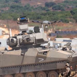 イスラエルが開発した「異次元」の戦闘システム、開発中の装甲戦闘車「カルメル」公開
