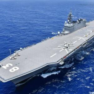 2032年頃に就役? 韓国、いずも型護衛艦を口実に軽空母導入前倒し検討