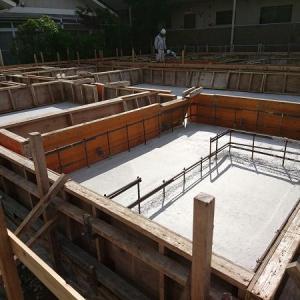 アーネストワン東谷山3丁目現場の工事進捗状況vol2