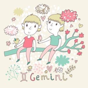 双子座の童心☆子どもを見てみて!ネガティブな感情は感じていこうぜ!占星術のご感想他。