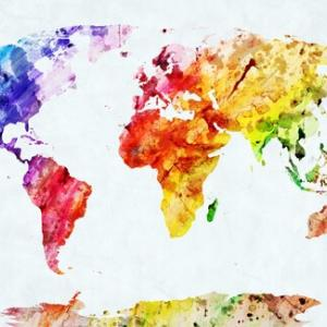 アストロカートグラフィで、土地のエネルギー読みます!海外移住や海外旅行をお考え中の方に☆他