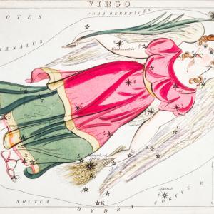 金星が乙女座へ~どんな人が魅力的?/人の振り見て、我が振り直せ☆