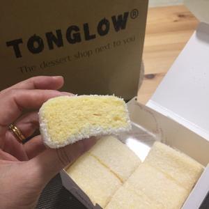 広東甜品  【糯米糍蛋糕】人気店と老舗の食べ比べ はまる食感♡