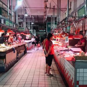 东苑市場  顺德の街➁