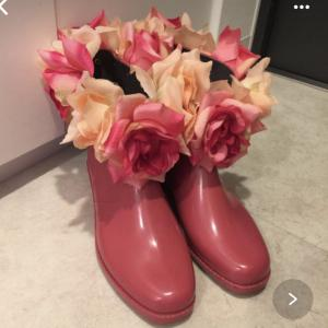 かつて見たことがない〇〇靴