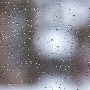 雨は意外と嫌いじゃない