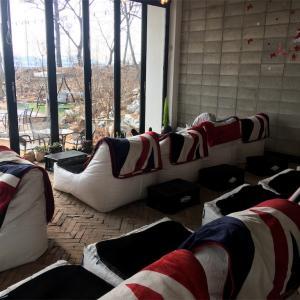 【韓国ちょっと離れた穴場カフェ】まったり休日を素敵な空間で…。