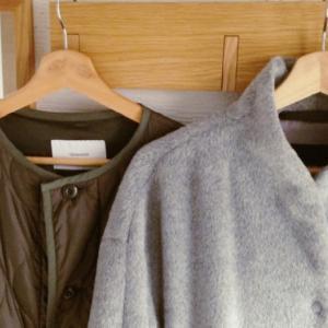 この冬着るコートと久々にビビッと来たコート