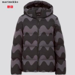 UNIQLO × marimekko Lokki のダウンを衝動買い