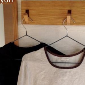 夏の異変 . . . MUJI のシャツでスタイル変更