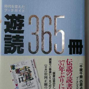 「時代を変えたブックガイド遊読365冊 著松岡正剛」をパラパラめくりする