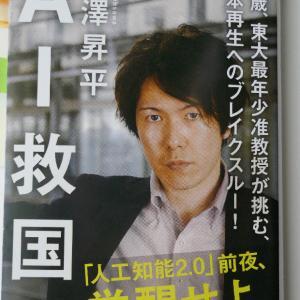 「AI救国論 著大澤昇平」を読んで考える