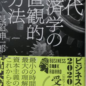 「現代経済学の直観的方法 著者長沼伸一郎」を読む