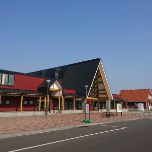 【北海道】北欧の風 道の駅とうべつ さんで1泊🚙