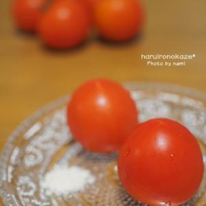 花子ちゃんという名の...トマト