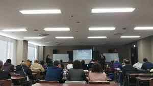 第31回東海療術師協会定時総会・学術講習会に参加しました