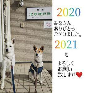ゆく年くる年2020~2021