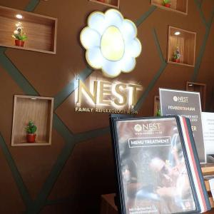 【Nest Family Reflexology & Spa】お手頃価格のジャワマッサージを見つけました!【インドネシアの主要首都に展開中】