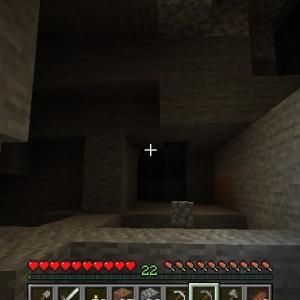 Minecraft ダイヤモンドは欲しいけど・・・