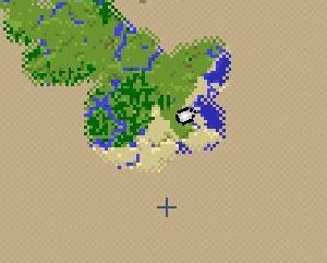 Minecraft モザイクタイルとの出会い ~砂漠の村初探索~