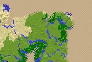 Minecraft 今までに発見した13の村の位置と、鉄道計画の見直し