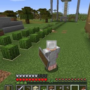 Minecraft 大きな馬小屋